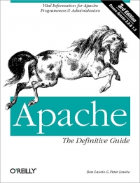 Download ebook Apache: The Definitive Guide, 3rd Edition