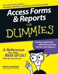 Download ebook Access Forms & Reports For Dummies