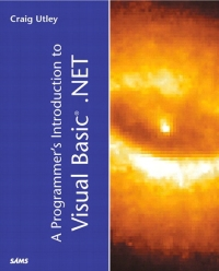 Download ebook A Programmer's Introduction to Visual Basic .NET