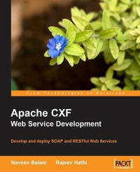 Download ebook Apache CXF Web Service Development