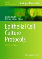 Epithelial Cell Culture Protocols, 2 Edition