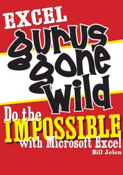Download Excel Gurus Gone Wild: Do the IMPOSSIBLE with Microsoft Excel