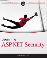Download Beginning ASP.NET Security