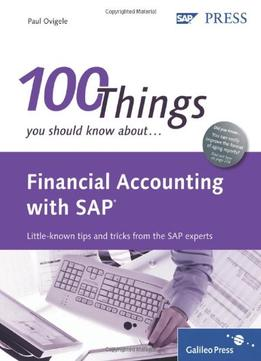 Download Financial Accounting With Sap