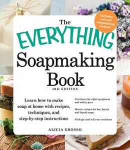 Download The Everything Soapmaking Book, 3rd Edition