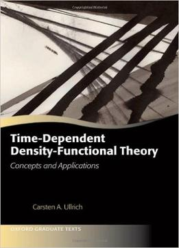 Download Time-dependent Density-functional Theory: Concepts & Applications