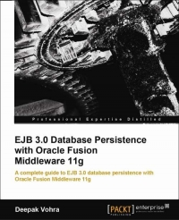 Download EJB 3.0 Database Persistence with Oracle Fusion Middleware 11g