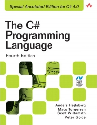 Download C# Programming Language, The, 4th Edition