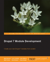 Download Drupal 7 Module Development