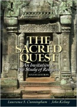 Download The Sacred Quest: An Invitation To The Study Of Religion