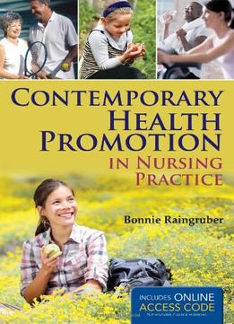 Download Contemporary Health Promotion In Nursing Practice