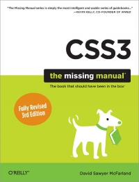 Download CSS3: The Missing Manual, 3rd Edition