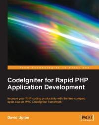 Download CodeIgniter for Rapid PHP Application Development