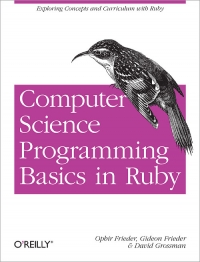 Download Computer Science Programming Basics in Ruby