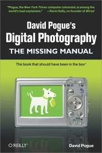 Download David Pogue's Digital Photography: The Missing Manual