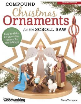 Download Compound Christmas Ornaments for the Scroll Saw