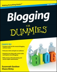 Download Blogging For Dummies, 4th Edition
