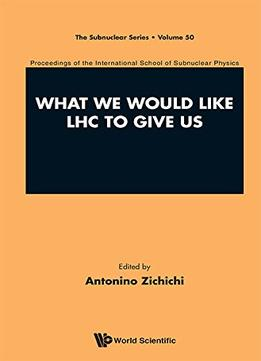 Download What We Would Like Lhc To Give Us