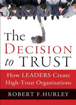 Download The Decision To Trust