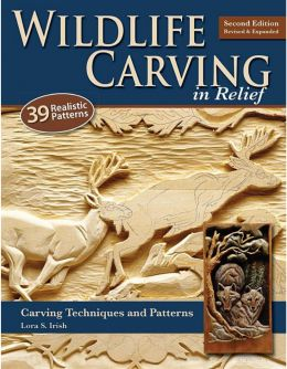 Download Wildlife Carving in Relief: Carving Techniques & Patterns, 2nd Edition