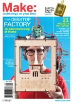 Make: Technology on Your Time, Volume 21