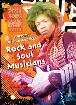 Download Awesome African-american Rock & Soul Musicians