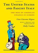 The United States And Fascist Italy