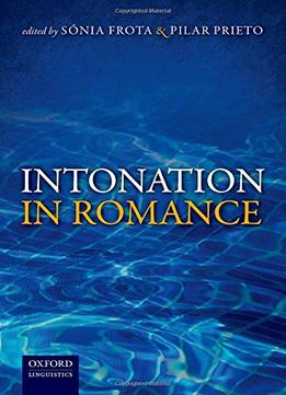 Download Intonation In Romance