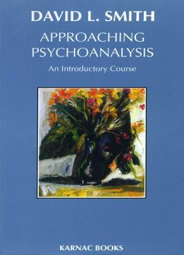 comprehensive dictionary of psychoanalysis pdf