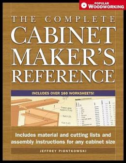 Download The Complete Cabinetmaker's Reference
