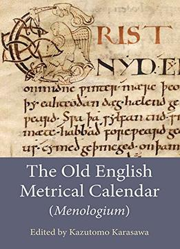 Download The Old English Metrical Calendar