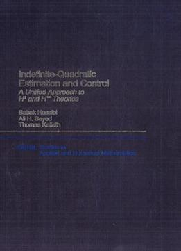 Download Indefinite-quadratic Estimation & Control
