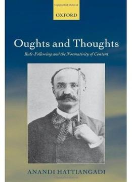 Download Oughts & Thoughts