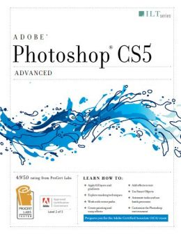 Download Photoshop Cs5: Advanced, ACA Edition + Certblaster, Student Manual