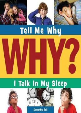 Download I Talk In My Sleep (tell Me Why) By Samantha Bell