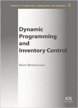 Download Dynamic Programming & Inventory Control
