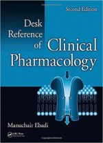Desk Reference Of Clinical Pharmacology, Second Edition