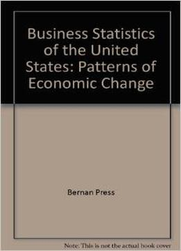 Download Business Statistics Of The United States, 2004