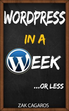 Download WordPress in a week …or less