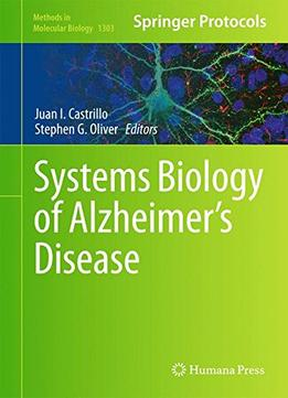 Download Systems Biology Of Alzheimer's Disease