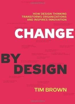 Download Change By Design