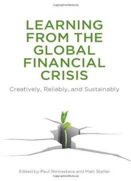 Download Learning From The Global Financial Crisis: Creatively, Reliably, & Sustainably
