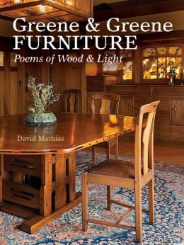 Download Greene & Greene Furniture: Poems of Wood & Light