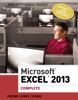 Download Microsoft Excel 2013: Complete