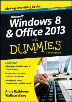 Download Windows 8 & Office 2013 For Dummies