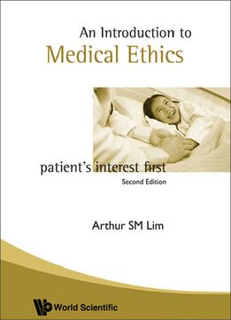 Download Introduction To Medical Ethics: Patient's Interest First
