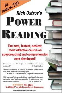 Download Power Reading Course Book with Audio Countdown Timing CD