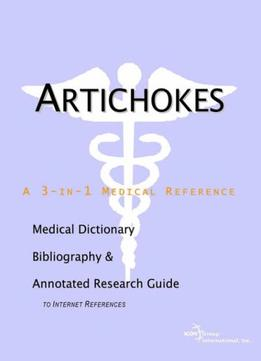 Download Artichokes – A Medical Dictionary By Health Publica Icon Health Publications