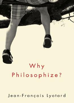 Download Why Philosophize?