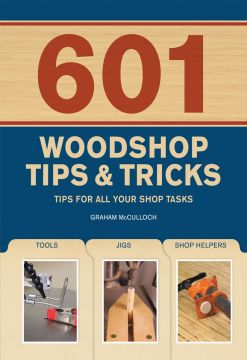 Download 601 Woodshop Tips & Tricks
